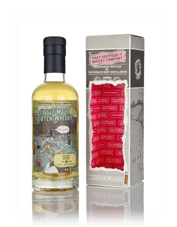 Glen Moray 12 Year Old (That Boutique-y Whisky Company)