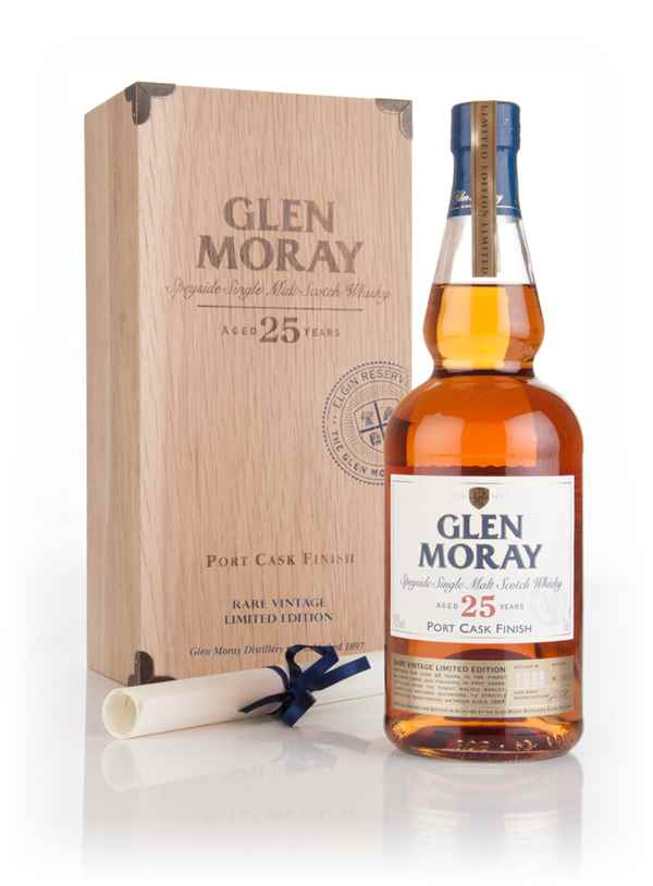 Glen Moray 25 Year Old 1988 Port Cask Finish
