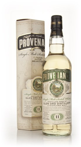 Glen Ord 11 Year Old 2000 - Provenance (Douglas Laing)
