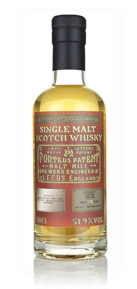 Glen Ord 20 Year Old - Batch 1 (That Boutique-y Whisky Company)