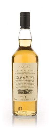 Glen Spey 12 Year Old - Flora and Fauna
