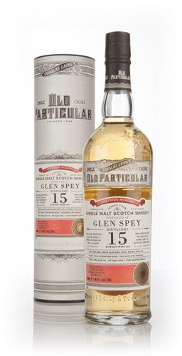 Glen Spey 15 Year Old 1999 (cask 10286) - Old Particular (Douglas Laing)