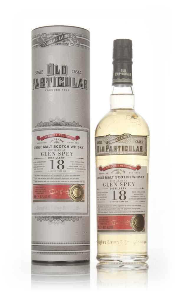 Glen Spey 18 Year Old 1997 (cask 11336) - Old Particular (Douglas Laing)