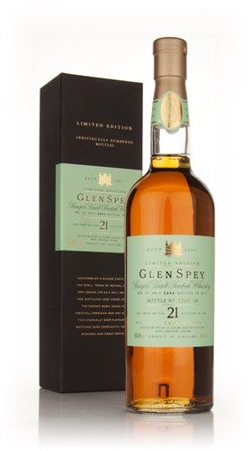 Glen Spey 21 Year Old (2010 Release)
