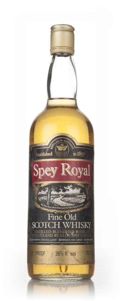 Spey Royal - 1970s