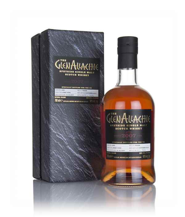 GlenAllachie 11 Year Old 2007 (cask 1856) - Single Cask