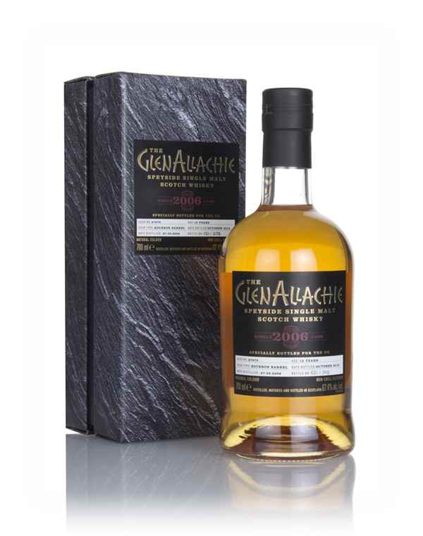 GlenAllachie 12 Year Old 2006 (cask 27979)  - Single Cask