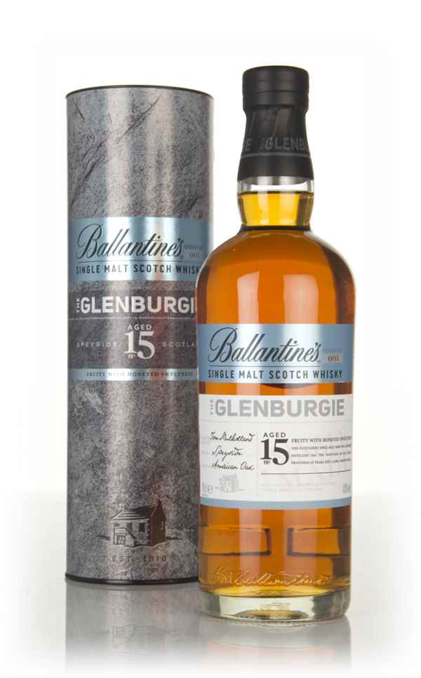 Glenburgie 15 Year Old - Ballantine's