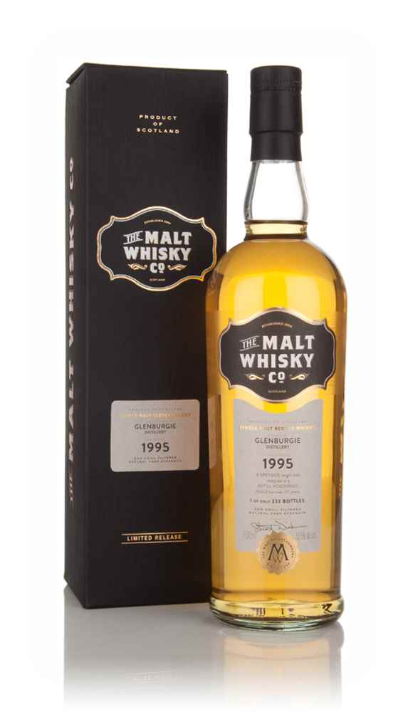Glenburgie 20 Year Old 1995 (The Malt Whisky Company)