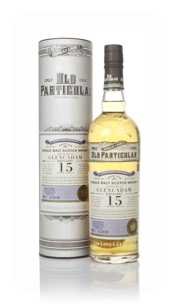 Glencadam 15 Year Old 2004 (cask 13538) - Old Particular (Douglas Laing)
