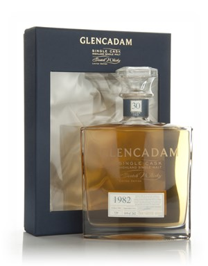 Glencadam 30 Year Old 1982 (cask 729) - Limited Edition