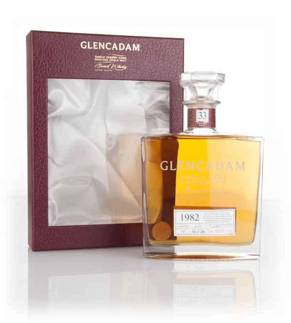 Glencadam 33 Year Old 1982 (cask 737)
