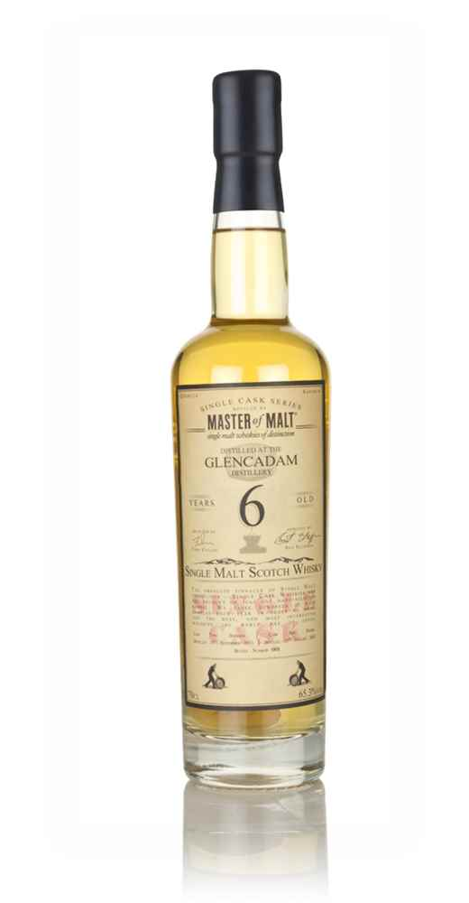 Glencadam 6 Year Old 2011 - Single Cask (Master of Malt)
