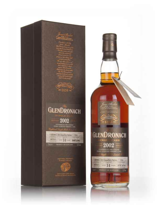 GlenDronach 14 Year Old 2002 (cask 1504)