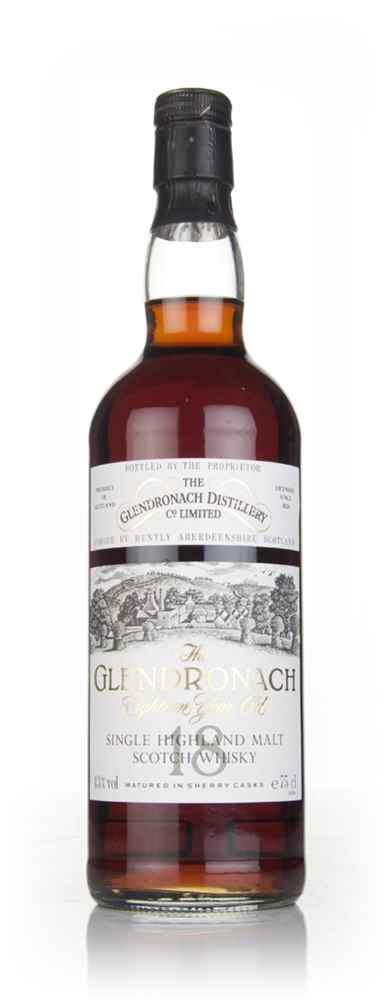 The GlenDronach 18 Year Old 1973