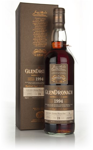 GlenDronach 18 Year Old 1994 - Batch 7