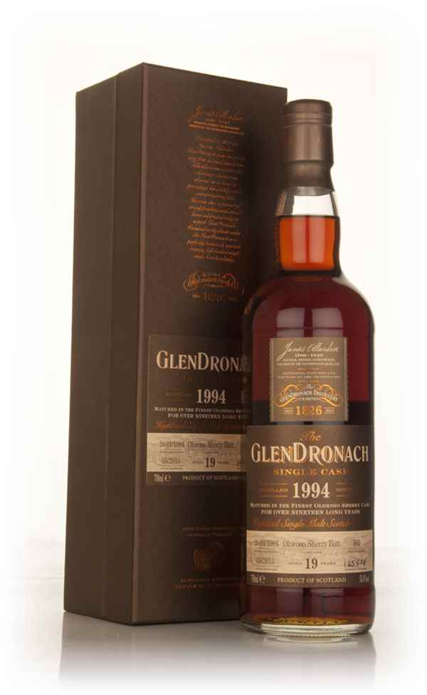 GlenDronach 19 Year Old 1994 (cask 101) - Batch 8