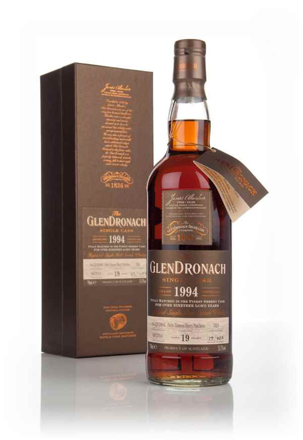 GlenDronach 19 Year Old 1994 (cask 326) - Batch 10