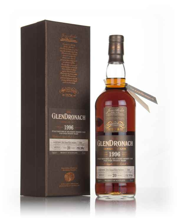 GlenDronach 20 Year Old 1996 (cask 1485)