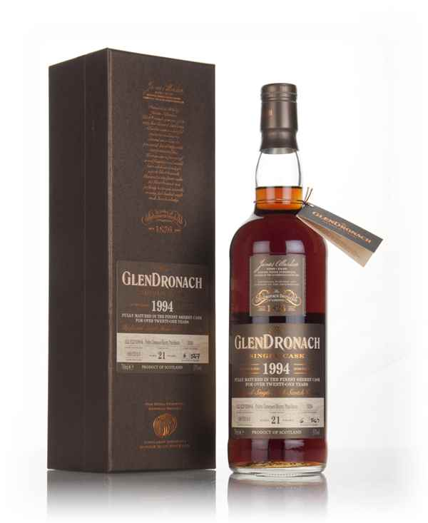GlenDronach 21 Year Old 1994 (cask 339)