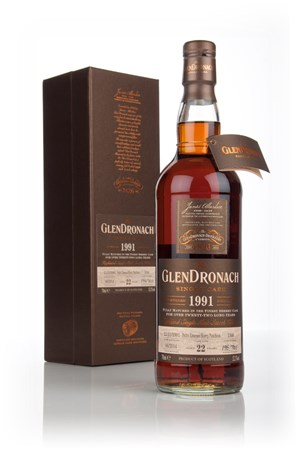 GlenDronach 22 Year Old 1991 (cask 1346) - Batch 10