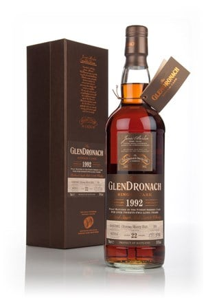 GlenDronach 22 Year Old 1992 (cask 199) - Batch 10