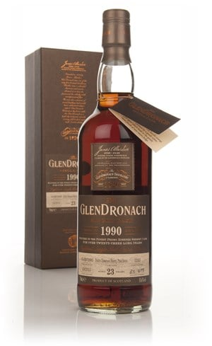 GlenDronach 23 Year Old 1990 (cask 1243) - Batch 9