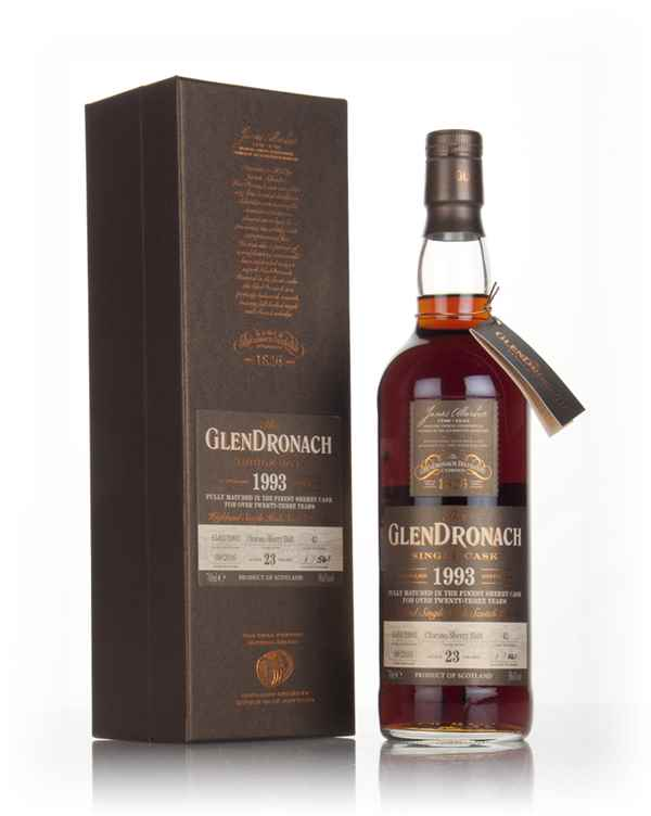 GlenDronach 23 Year Old 1993 (cask 42)