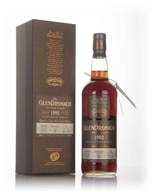 GlenDronach 25 Year Old 1992 (cask 52)
