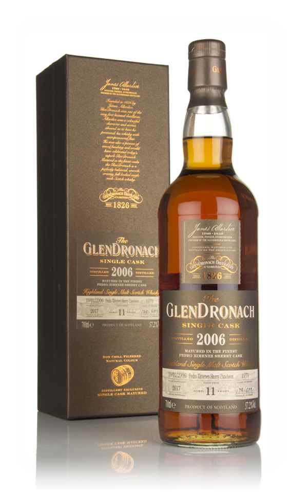 The GlenDronach 11 Year Old 2006 (cask 1979)