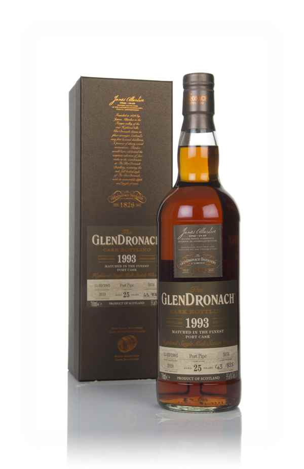 The GlenDronach 25 Year Old 1993 (cask 5976)