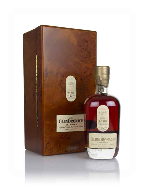 The GlenDronach 27 Year Old - Grandeur Batch 10