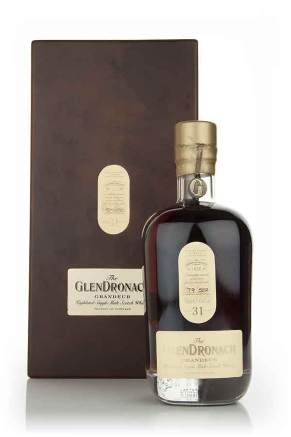 The GlenDronach 31 Year Old - Grandeur