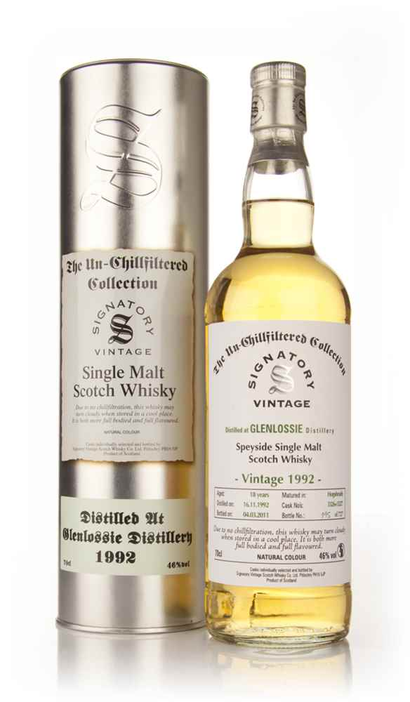 Glendullan 13 Year Old 1997 - Un-Chillfiltered (Signatory)