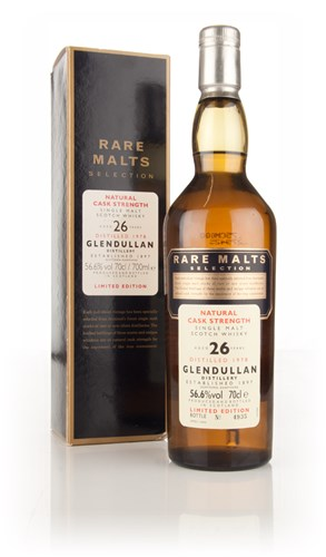 Glendullan 26 Year Old 1978 - Rare Malts