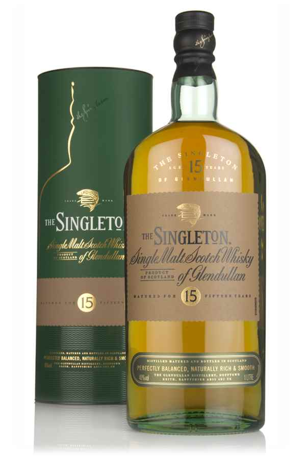 The Singleton Of Glendullan 15 Year Old