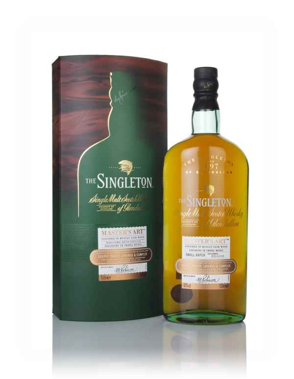 The Singleton of Glendullan Muscat Cask Finish - Master's Art