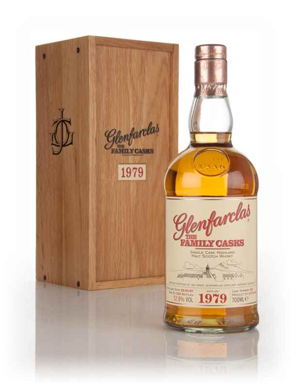 Glenfarclas 1979 (cask 146) (bottled 2007) Family Cask