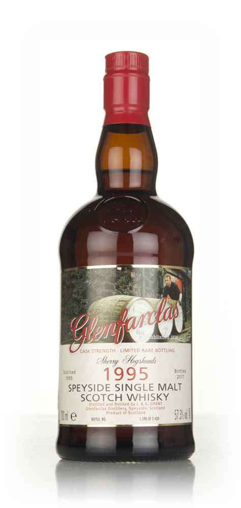 Glenfarclas 1995 (bottled 2017) Cask Strength