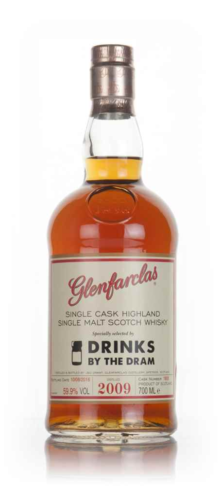 Glenfarclas 2009 (bottled 2016) (cask 1805) - Drinks by the Dram