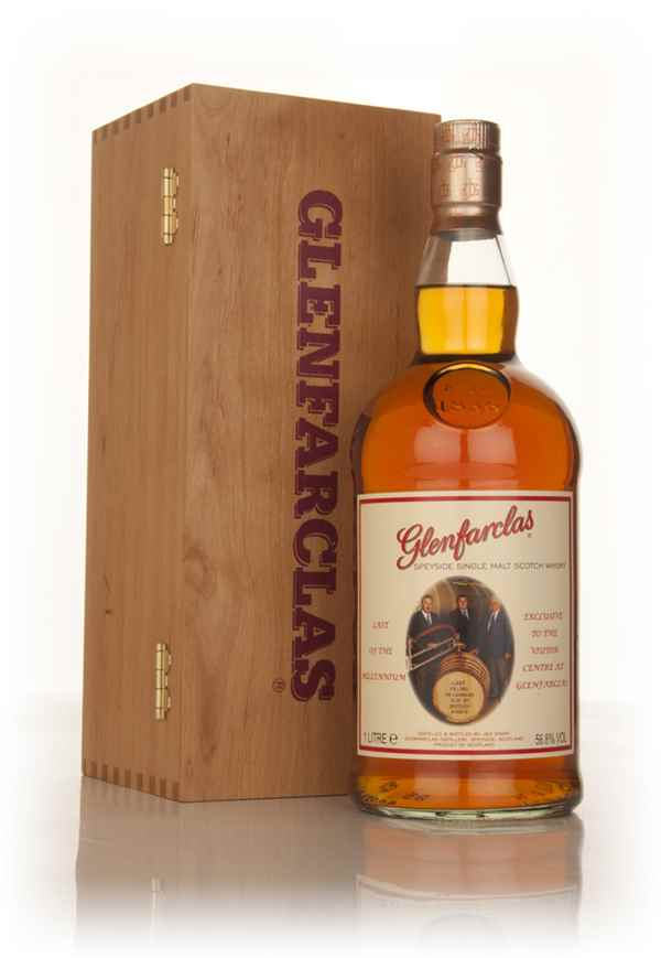 Glenfarclas - Last of the Millenium 1l