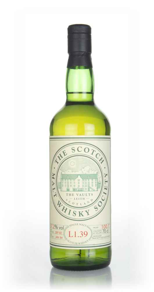 SMWS L1.39 11 Year Old 1982