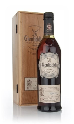Glenfiddich 1975 - Rare Collection