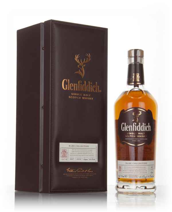 Glenfiddich 38 Year Old 1978 (cask 28117)