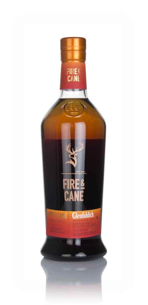 Glenfiddich Experimental Series - Fire & Cane