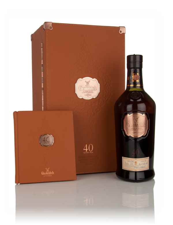 Glenfiddich 40 Year Old Limited Edition (Release Number 12)