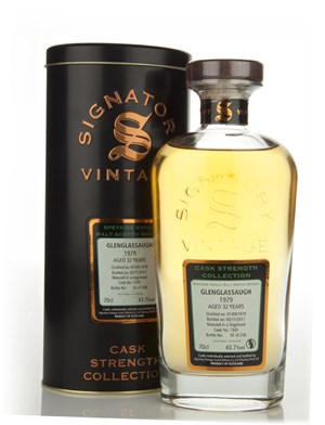 Glenglassaugh 32 Year Old 1979 Cask 1545 - Cask Strength Collection (Signatory)