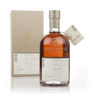 Glenglassaugh 35 Year Old 1978 (cask 1810) - Rare Cask Release Batch 1