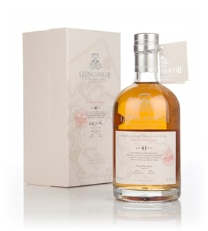 Glenglassaugh 41 Year Old 1973 - The Massandra Connection - Sherry Wood Finish