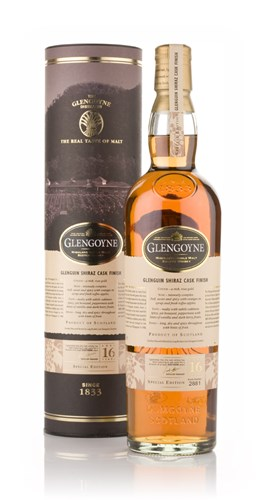 Glengoyne 16 Year Old Glenguin Shiraz Finish